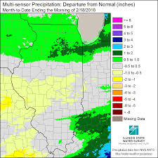 Water Country Map High Resolution Precipitation Maps For Illinois State