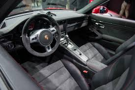 porsche 911 interior 2015 porsche 911 carrera gts price performance interior exterior