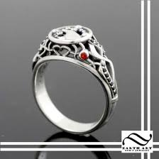 nightmare before christmas wedding rings buy a made when met sally nightmare engagement ring