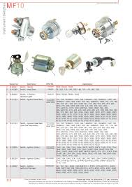 massey ferguson electrics u0026 instruments page 328 sparex parts