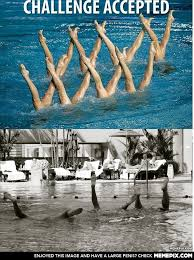 Synchronized Swimming Meme - 6 reasons synchronized swimming is an amazing sport