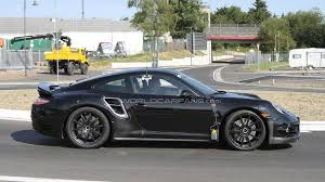 Porsche Boxster 911 - porsche boxster cayman and 911 cabrio turbo spied together in