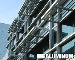 Metal Curtain Wall Crl Arch Exterior Sun Control Devices Sunshades Awnings And