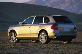 2006 Porsche Cayenne Turbo - 2005 porsche cayenne reviews and rating motor trend