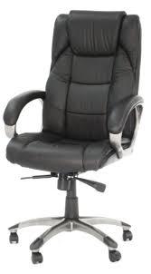 high back leather office chair u2013 modern furniture