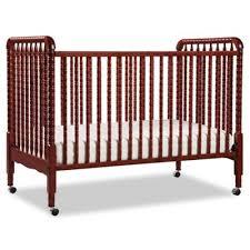 Bed Bath And Beyond Fargo Nd Davinci Jenny Lind Stationary Crib In Ebony Bed Bath U0026 Beyond