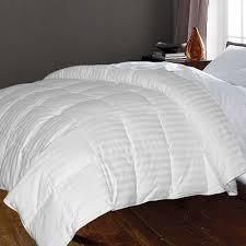 Goose Or Duck Down Duvet Blue Ridge Home Fashion 350 Thread Count All Season Down Comforter