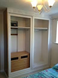 Alternatives To Sliding Closet Doors Modern Closet Sliding Door Bedroom Splendid Awesome White Modern