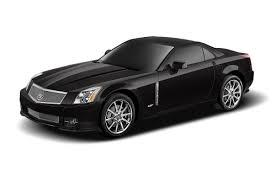 black cadillac xlr 2009 cadillac xlr overview cars com