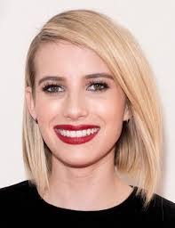 fixing bad angled bob haircut best bob for your face shape celebrity bob hairstyle