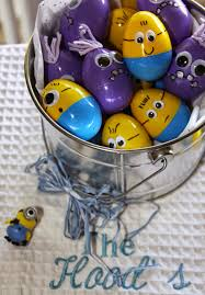 Easter Eggs Decorated Like Minions by For The Love Of Food Despicable Me Minion Easter Eggs How To