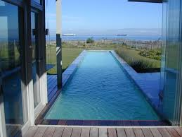 small lap pools pool design relaxing lap pool plan in beach home backyard with wide