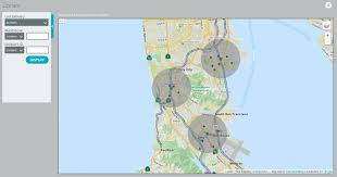 Radius Maps Help Maps