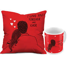 Best Valentines Gift For Her Valentine Gifts For Boyfriend Girlfriend Red I Love You Forever