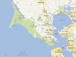 Tomales Bay Map Quiet Mind Endless Sea Page 5 Of 5 Sail With S V Pamela From