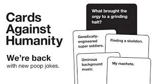 cards against humanity expansion cards against humanity back in stock announces new expansion pack