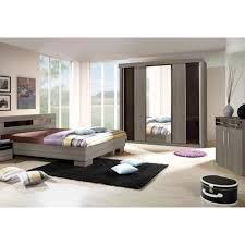 chambre à coucher adulte design chambre à coucher complète dublin adulte design lit 160x200 cm
