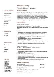 pmo director resume project manager resume a superb example of a resume that