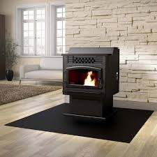 drolet high efficiency eco 55 st pellet stove with ash vacuum and
