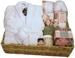 spa baskets deluxe hotel spa gift basket sweet day designs