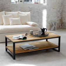 Wooden Center Table For Living Room