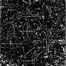 imagenes blancas en fondo negro fondo negro con líneas blancas puntos y manchas blancas vector de