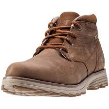 caterpillar elude wp mens ankle boots men u0027s shoes