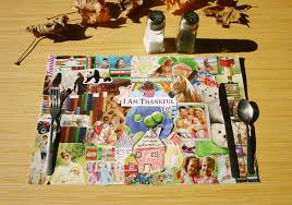 thanksgiving placemats for kids aop homeschooling article