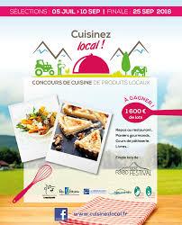 concours de cuisine concours de cuisine cuisinez local communauté du pays voironnais