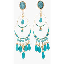 Turquoise Chandelier Earrings Polyvore 159 Best My Polyvore Finds Images On Pinterest Tote Bag Bags