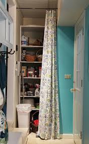 happy aqua blue laundry room makeover hometalk