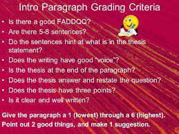 what is the thesis statement the 3 point thesis statement ppt video online download