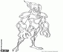 ben 10 coloring pages printable games