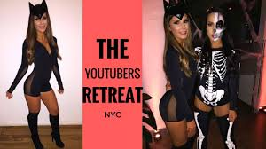 halloween parties nyc 2017 halloween party the youtubers retreat youtube