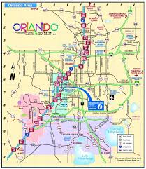 Florida Map Orlando by Experiencing The Magic Of Orlando Jco Online