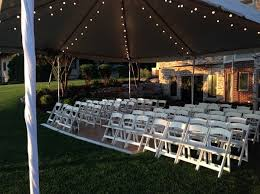 table and chair rentals in detroit portable stage rental detroit mi event equipment bos intended