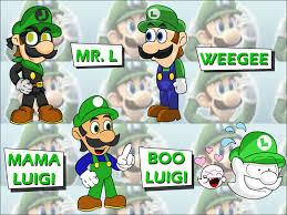 Mama Luigi Meme - luigi s forms of awesome by umsauthorlava on deviantart