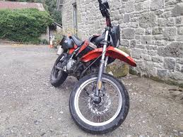 derbi senda 50 sm x race x race model 50cc supermoto in