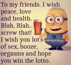 5 new year wishes minion quotes