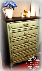 French Provincial Furniture by Nightstands Painted Glazed U0026 Distressed French Provincial