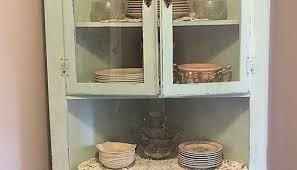 antique white corner cabinet white hutch cabinet exitallergy com