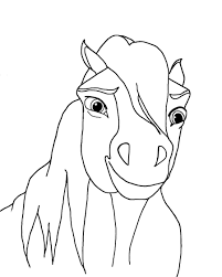 elegant spirit stallion of the cimarron coloring pages 21 in