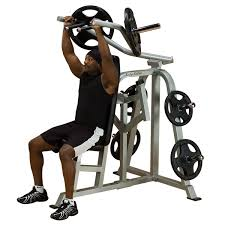 Bench Press Machine Weight Commercial Machines Body Solid Fitness
