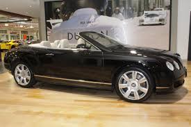 bentley 2008 2008 bentley continental 3w gtc convertible 2dr for sale