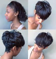short hairstyles african american 2017 alslesslethal com