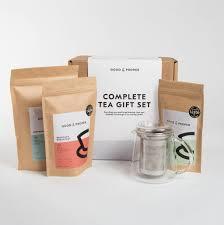tea gift sets complete tea gift set by proper tea notonthehighstreet