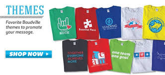 themed shirts a gift for every team member baudville s custom t shirts