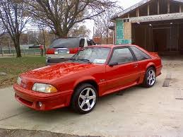ford mustang 92 blk89coupe 1992 ford mustang specs photos modification info at