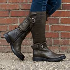brown moto boots fashion and trend boots fall 2016 kunitz shoes
