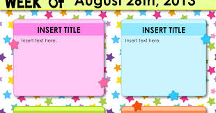 editable newsletter templates free 28 images editable class